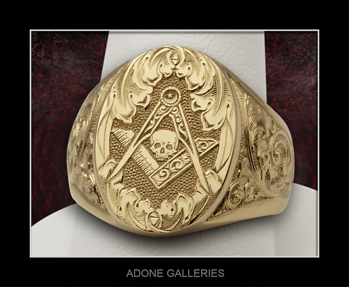 Masonic Rings Anyone Ask Andy Forums