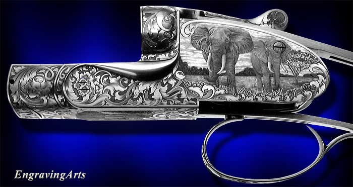 EngravingArts - firearm engraving